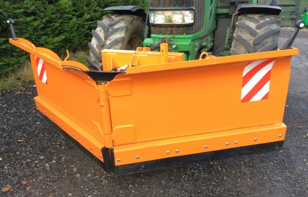 SNOW PLOUGH HYDRAULIC