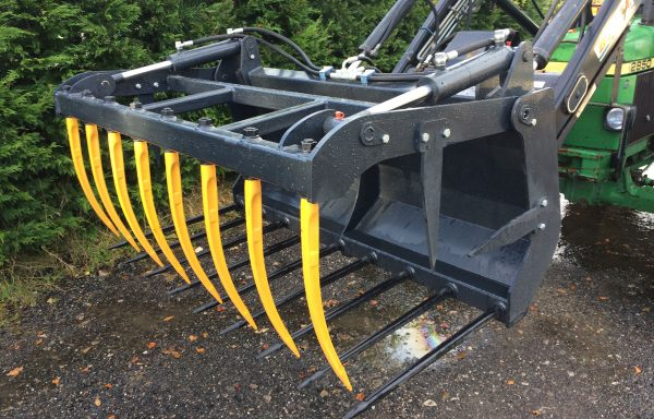 MUCK GRABS FOR SALE UK   SILAGE GRABS FOR SALE UK