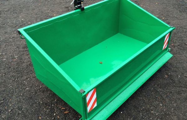 MOUNTED TIPPING TRANSPORT BOXES