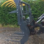 silage grabs for sale uk