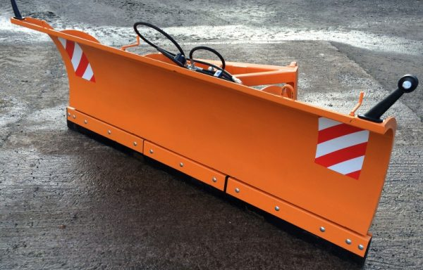 2.5M & 3M HYDRAULIC SNOW PLOUGH