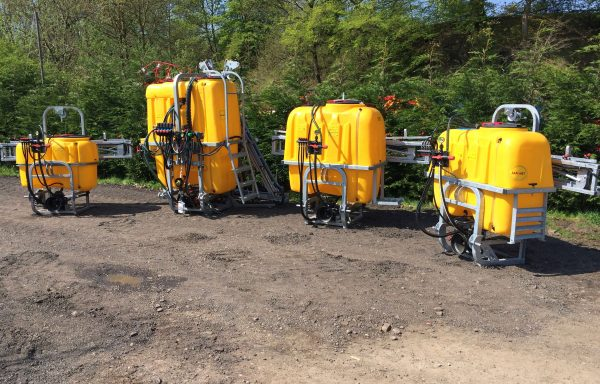 JARMET GALVANISED CROP SPRAYERS