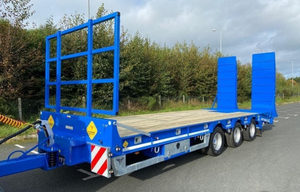 TYRONE LOW LOADER TRAILERS