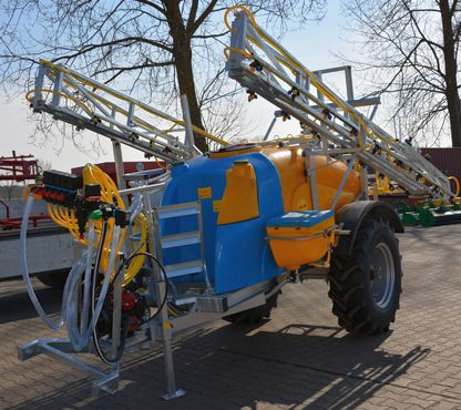 JARMET TRAILED SPRAYERS