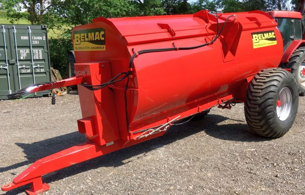 FULL RANGE OF BELMAC SPREADERS & TANKERS