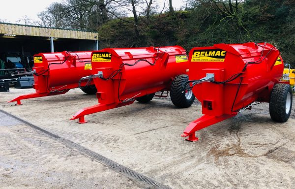 FULL RANGE OF BELMAC SPREADERS