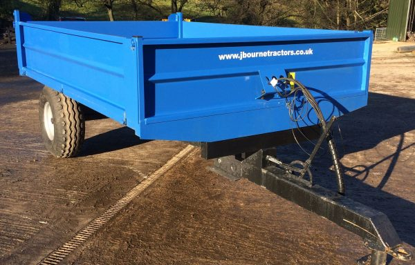NEW 5 TONNE TIPPING TRAILERS