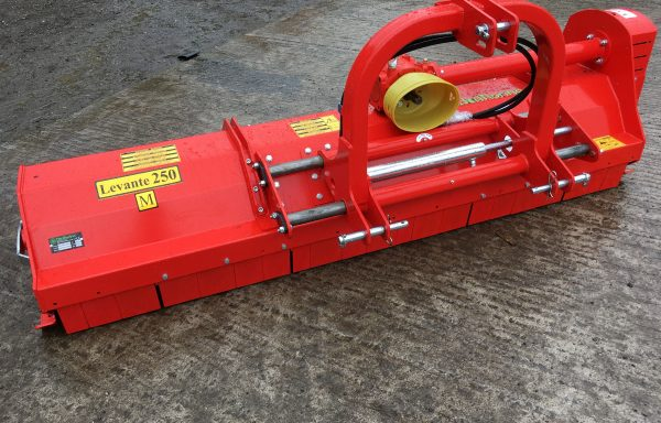 DELMORINO LEVANTE H FLAIL MOWERS / TOPPERS
