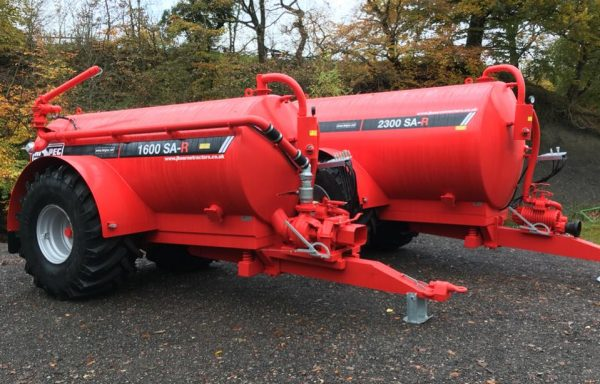 VACUUM TANKERS / SLURRY TANKERS – HISPEC ENGINEERING