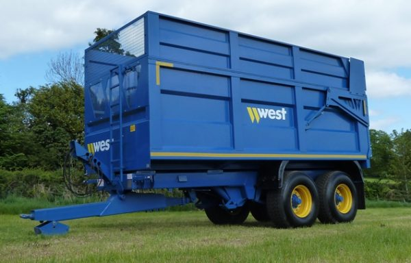 WEST SILAGE TRAILERS
