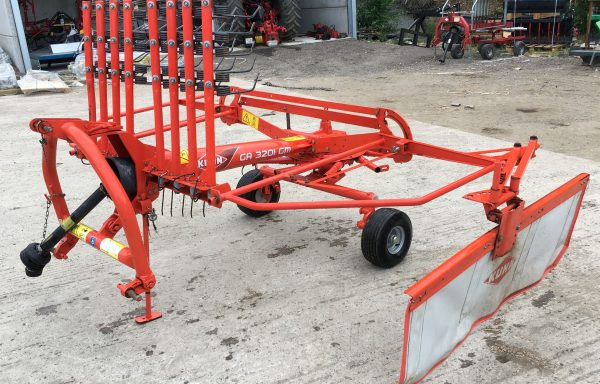 KUHN 3210GM SINGLE ROTOR RAKE