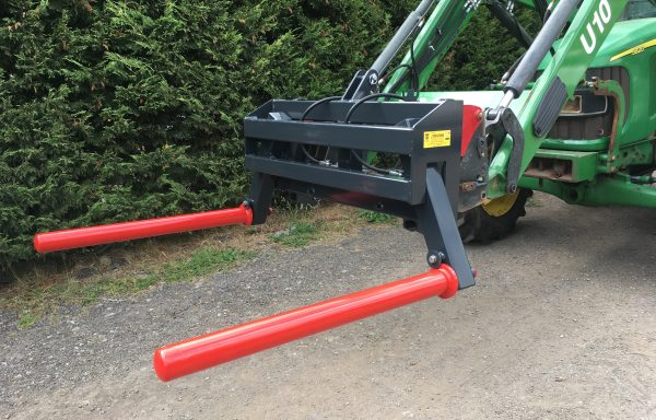 HYDRAULIC BALE SQUEEZE