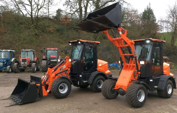 NEW CAISEREX WHEELED LOADERS