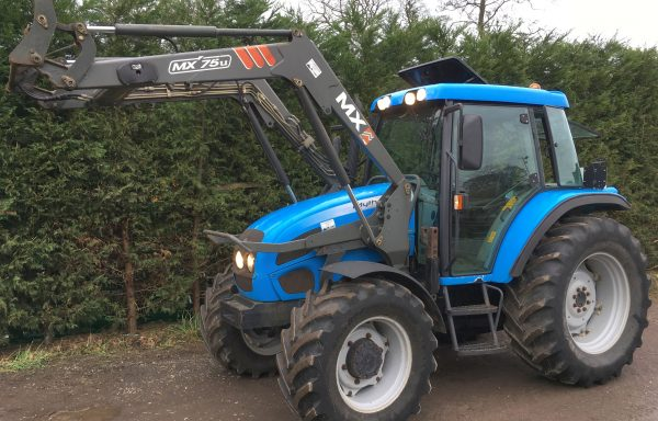 LANDINI MYTHOS 90 & MX LOADER**SOLD**