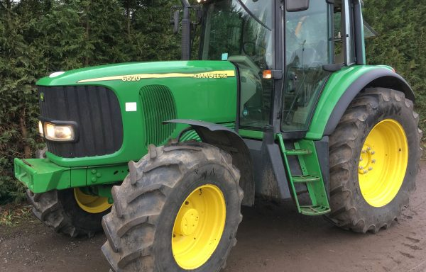 JOHN DEERE 6520 TURBO PREMIUM**SOLD**