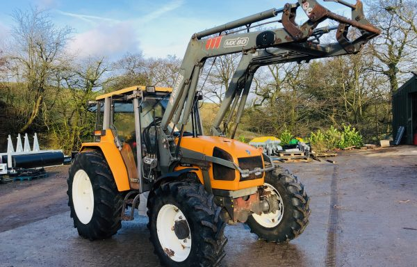 RENAULT CERES 345 & MX LOADER**SOLD**