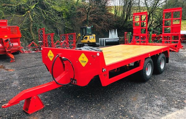 TYRONE 12T MINI / MIDI LOW LOADER TRAILER