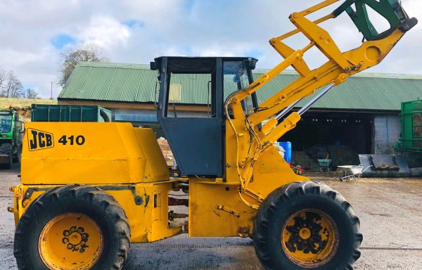 JCB 410 LOADING SHOVEL