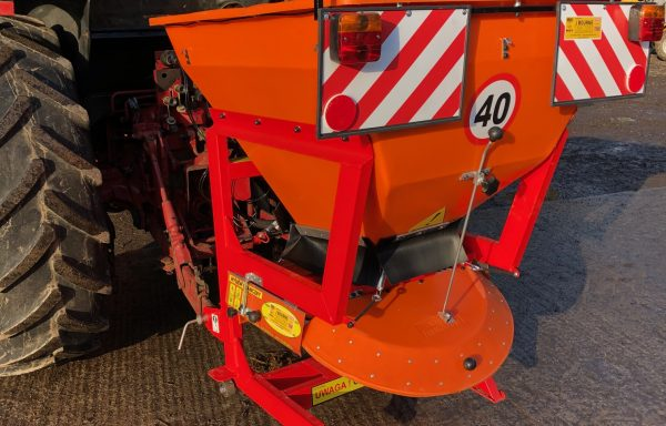 TRACTOR MOUNTED SALT SPREADERS / GRITTERS